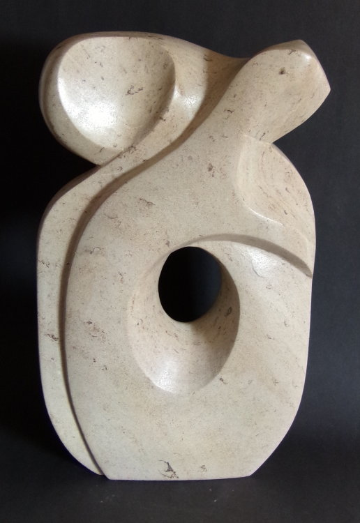 Abstract Form - Ancaster Limestone