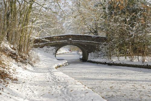 Bridge 55. Shropshire Union Canal