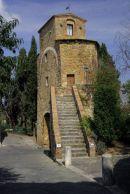 Gatehouse, San Quirico D'Orcia