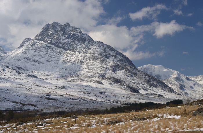Tryfan in winter