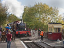 Steam at Bitton