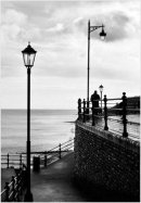 Three Lamps at Cromer