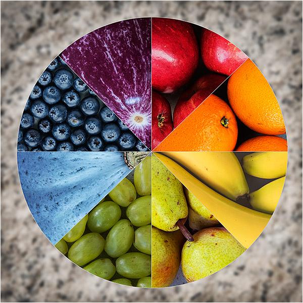 Fruit - the complete spectrum