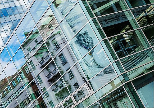 Reflections of Paul - Lyon