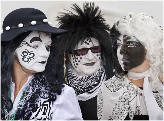 All made up - Sidmouth Folk Festival