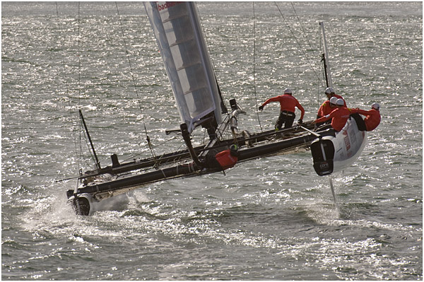 America's Cup - Team China
