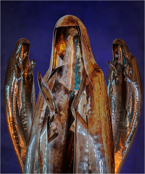 'Our Lady of Peace' (based on sculpture by Anthony Robinson)