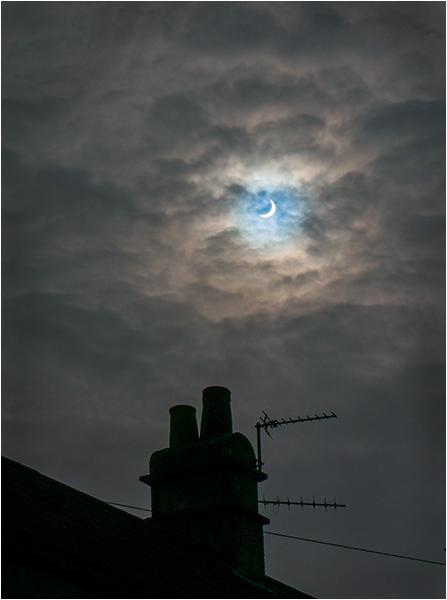 Solar eclipse - Bath