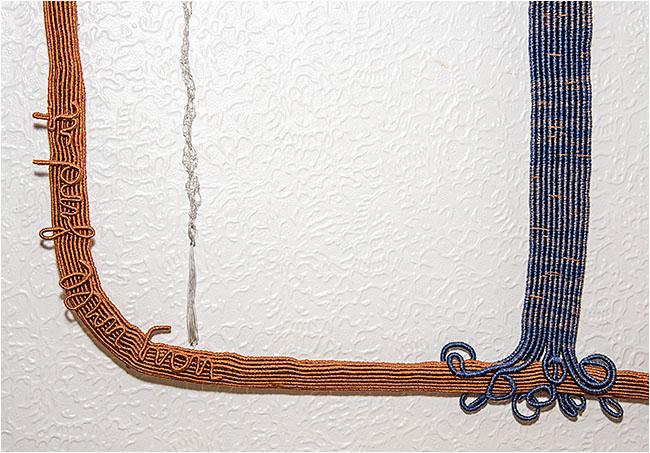 Detail #4 bottom left - 'way will find it'