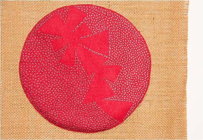 I Ching - Hexagram 30 (Detail)