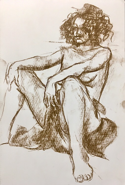 female nude 2