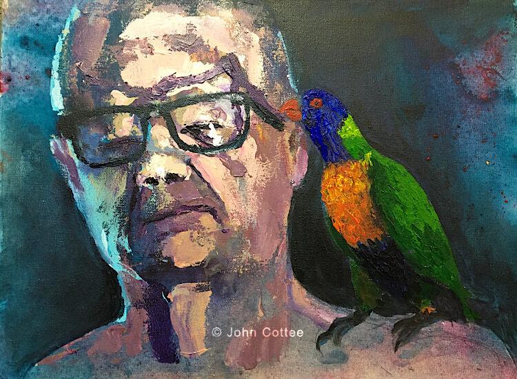 Me & my bird