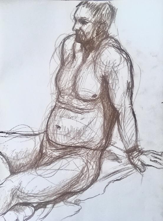 Male figure 12