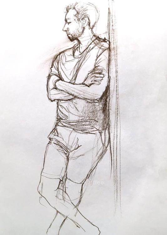 male figure2
