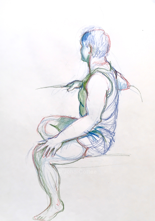 male figure9