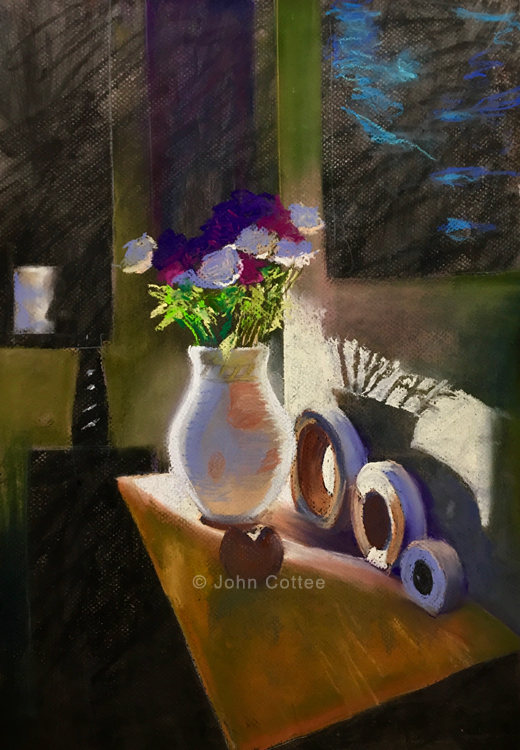 still life in the afternoon