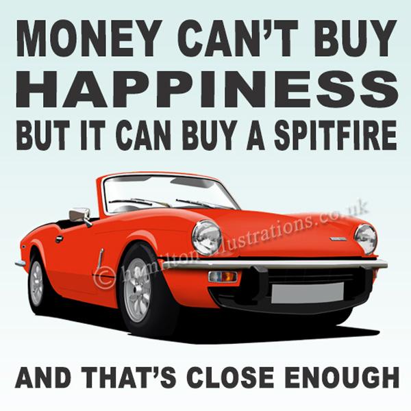 Spitfire Happiness Orange CT201