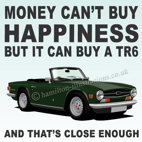 TR6 GREEN Happiness HT423