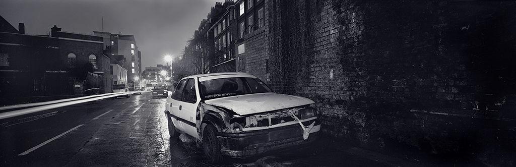 Abandoned Car No 3