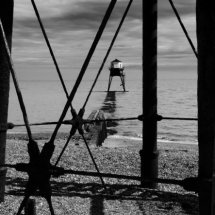 Lower and Upper Lighthouse at Dovercourt