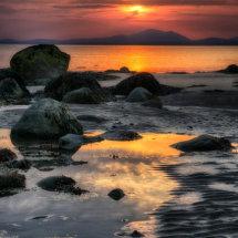 Llandanwg Sunset