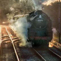 Llangollen Railway 80072