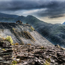 Quarries at Dinorwic