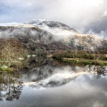 Afon Glaslyn from Pont Croesor