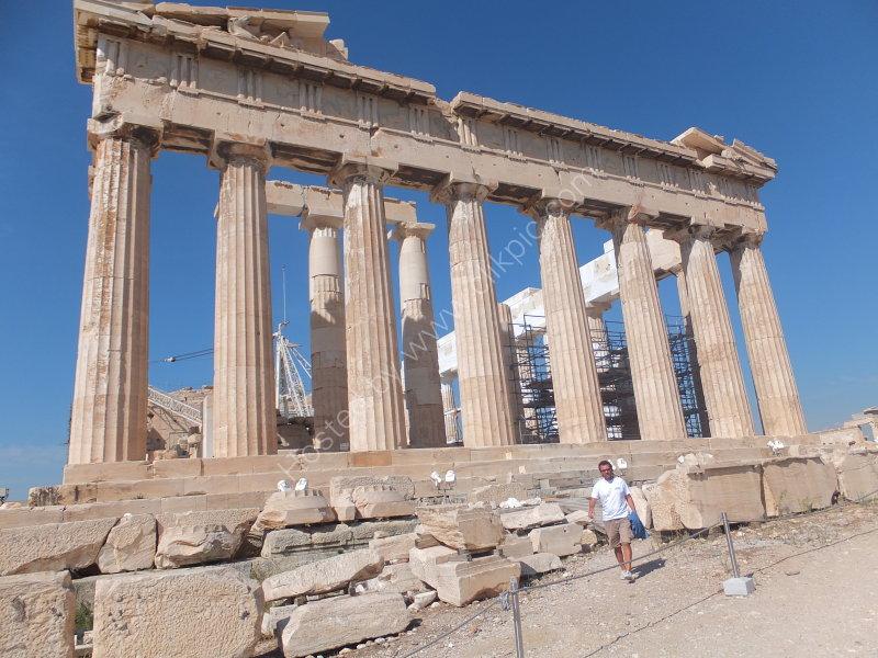 Pantheon at the Acropolis, Athens