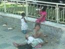 Albanian begging
