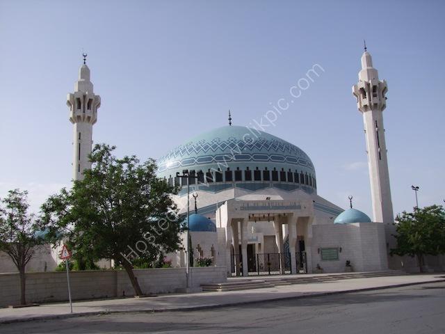 Ble Mosque, Amman