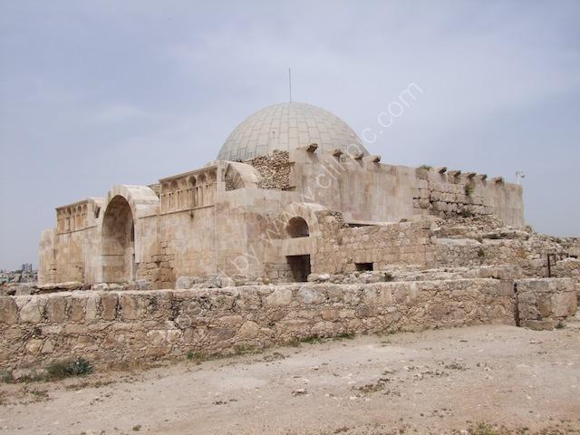Umayyad Palace, Jebel al-Qal'a (Citadel Hill)