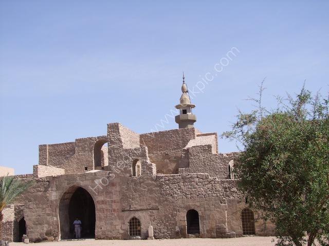 Mamluke Fort, Aqaba