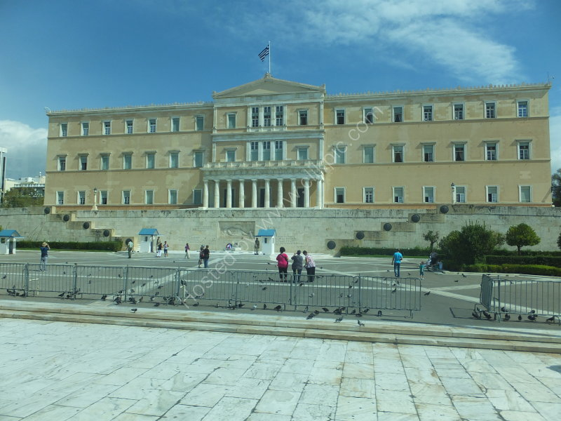 Parliament Building, Constitution Square, Athens
