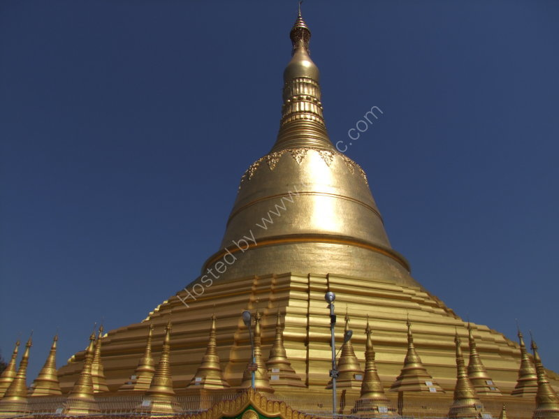 Shwemawdaw (Golden God) Pagoda