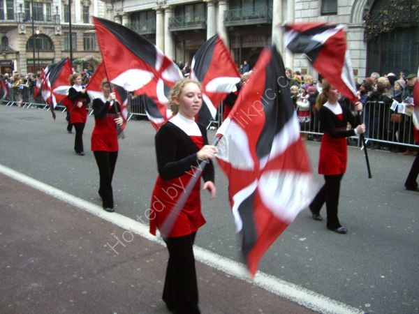 New Years Day Parade, London, UK