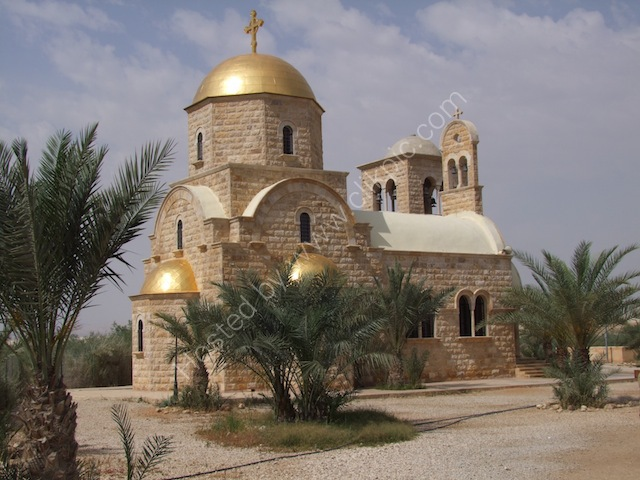 Greek Orthodox Church, Bethany