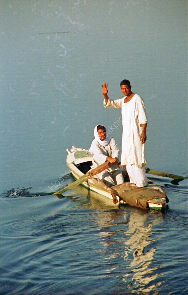 Egyptians, River Nile