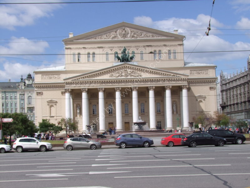 Bolshoi Ballet Theatre
