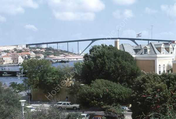 Bridge over Harbour Entrance, Curacao