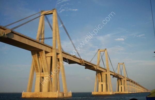 Maracaibo Bridge, Maracaibo
