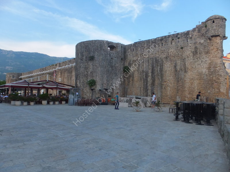 Old Town Walls, Budva