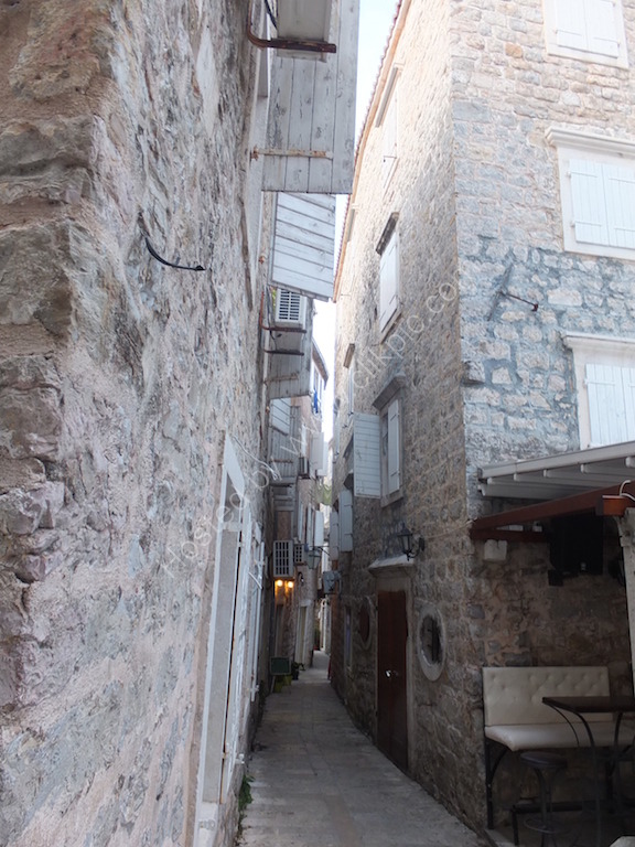 Side Street, Old Town Budva