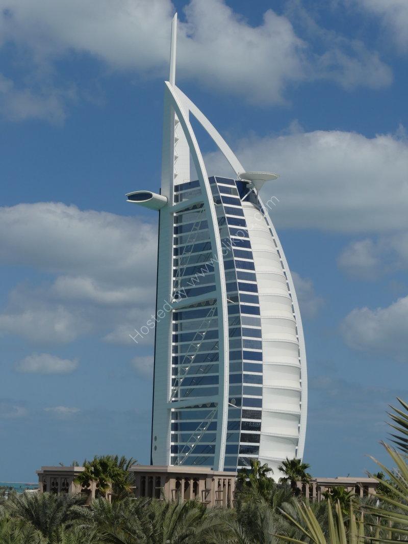 Burj Al Arab, Dubai 2019