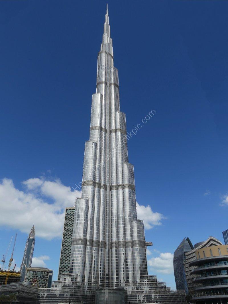 Burj Khalifa, Dubai 2019