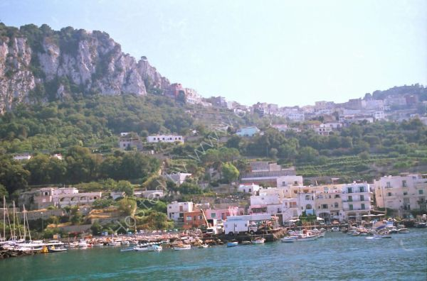 Harbour, Capri