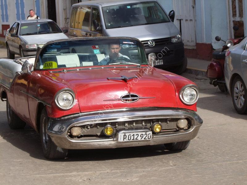 Oldsmobile, Santa Clara