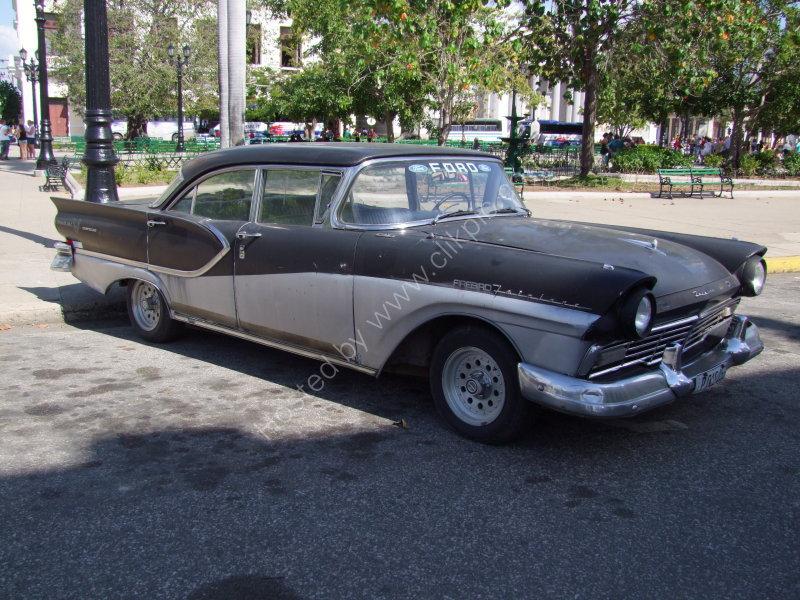 Ford Firebird Fairlane, Cienfuegos