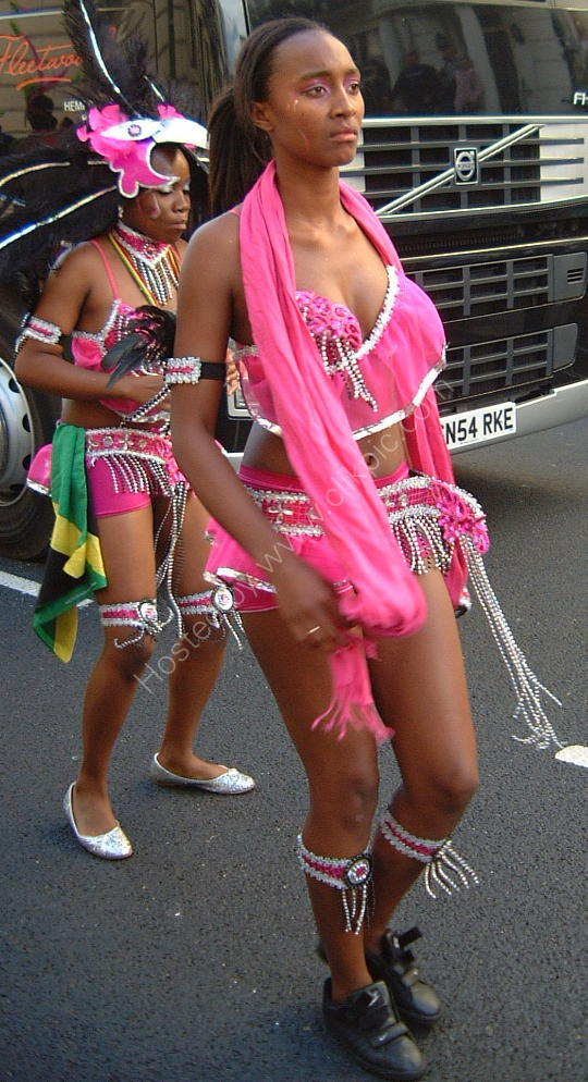 Nottinghill Carnival Costume 2006