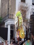 Nottinghill Carnival Mask
